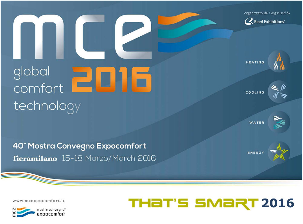 We are waiting you at MCE 2016