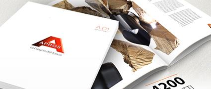 Apros presenta la nuova linea prodotti, contattaci per avere una copia del catalogo in anteprima