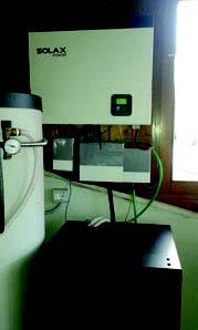 """Energy Srl una """"SMaRt GRID"""" Domestica con lo Storage X-HYBRID"""