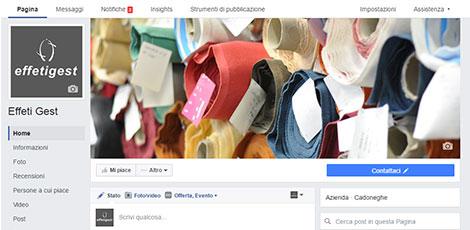 E' online la nostra pagina Facebook!