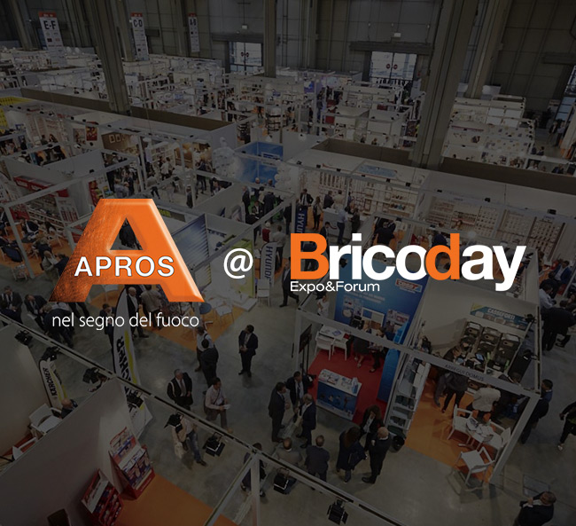 L'eccellenza Made in Italy di Apros sbarca a Bricoday 2016