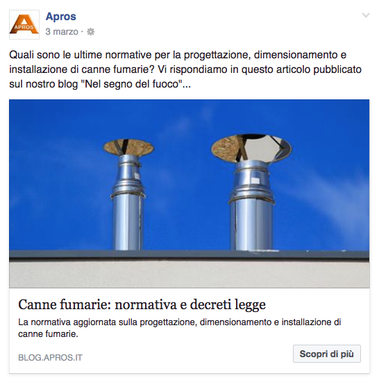 Normative canne fumarie