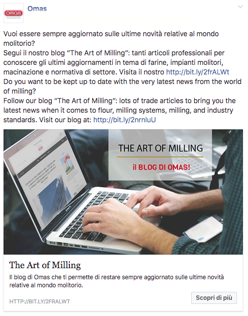 Post blog