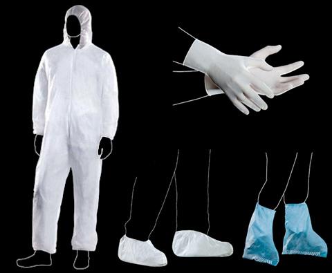 Prodotti sterilizzati e certificati
