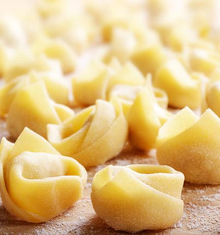 Pasta a fresca shop: 100% a Km zero