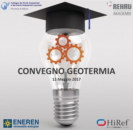 Convegno Geotermia