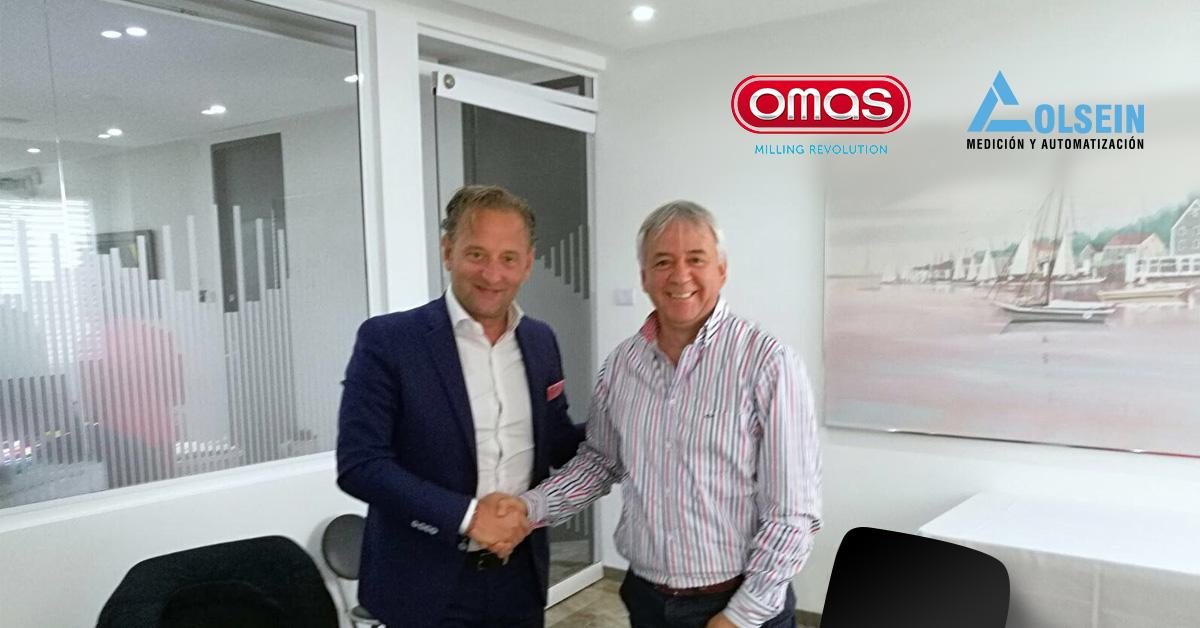 Nuovo impianto molitorio da 300 ton in West Africa: siglato l'accordo tra Omas ed ETC