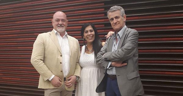 Benvenuta Lucinda Castro, la nuova referente commerciale Omas per il mercato argentino!