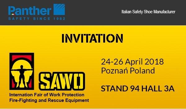 SAWO - Poznan Poland- 24-26 April 2018