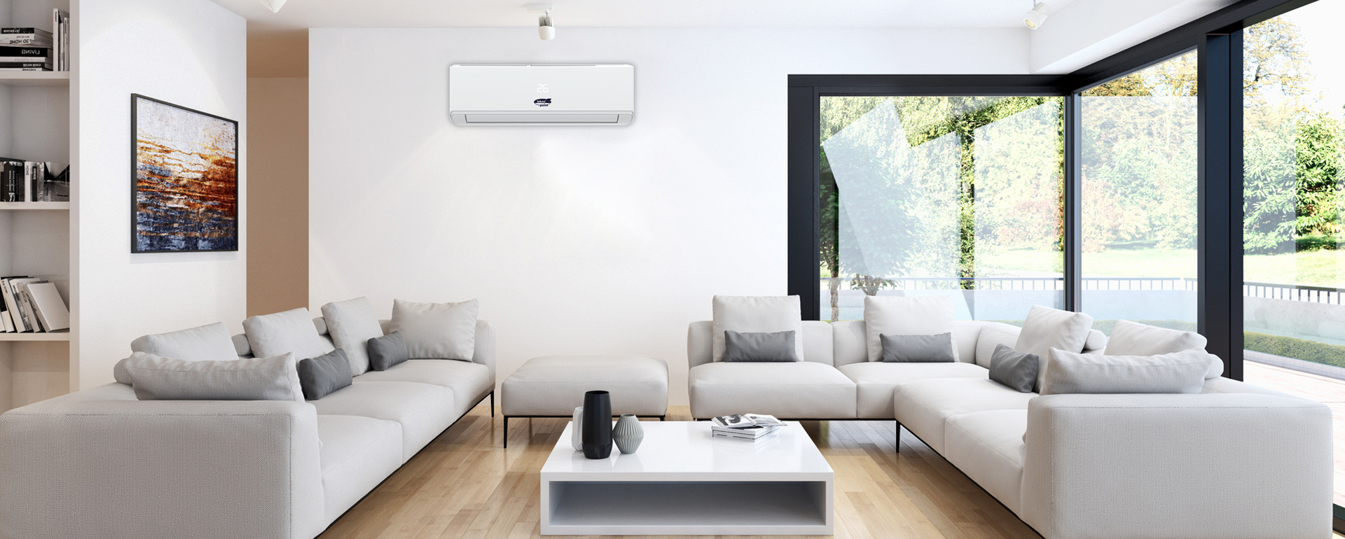 Air conditioning systems The best solutions