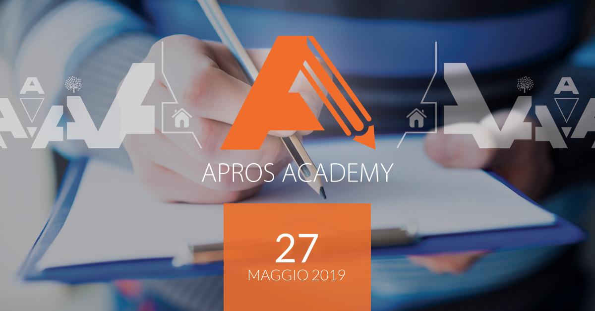Nuovo appuntamento con Apros Academy: Corso teorico/pratico di compilazione modulistica