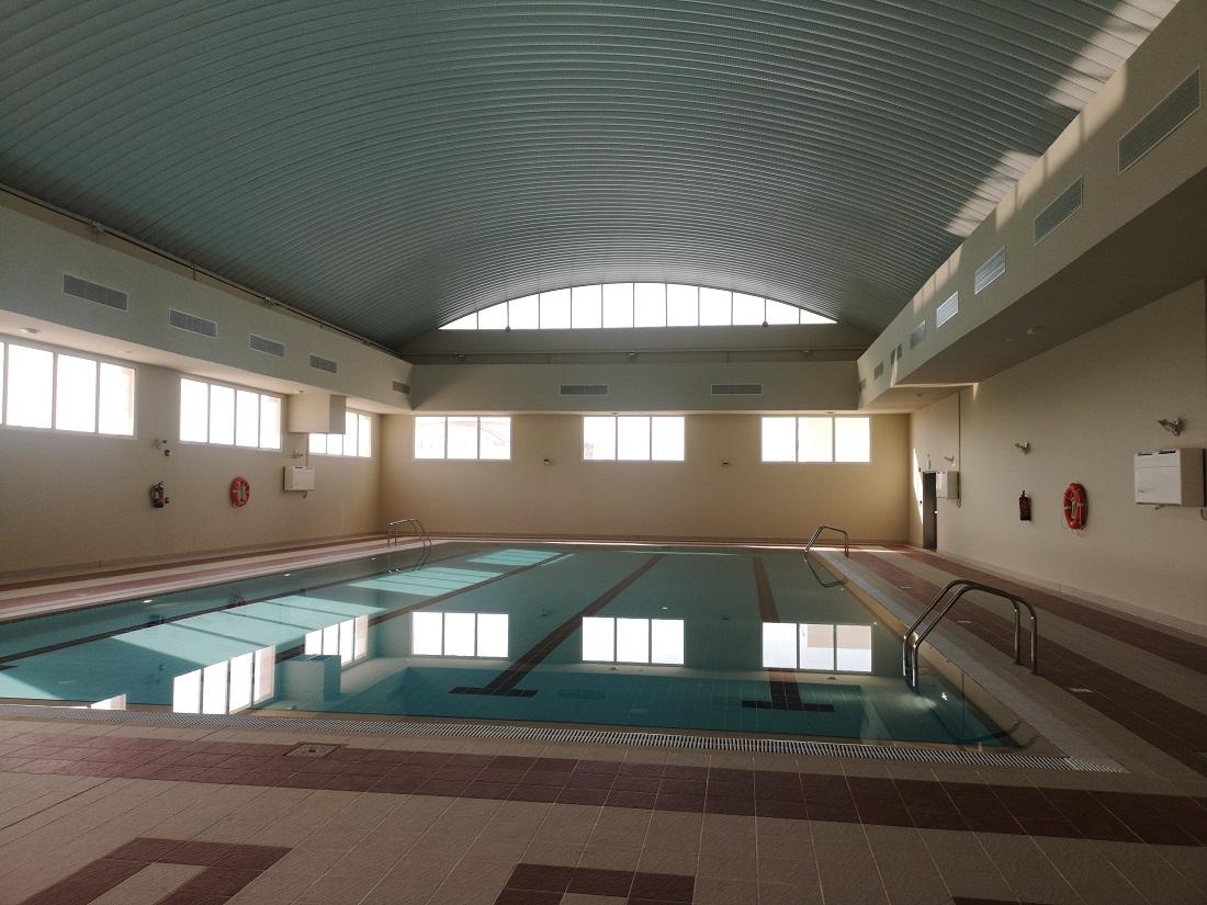 Al Ruwais pool (Qatar)