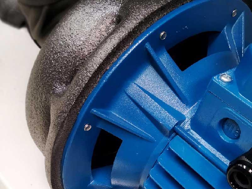 Hi.Ro lancia i nuovi gusci termoformati per l'isolamento termico delle elettropompe centrifughe