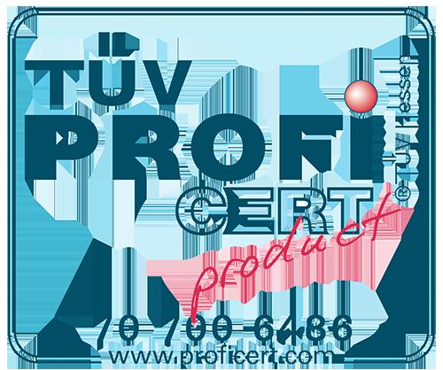 TÜV PROFiCERT - Product logo