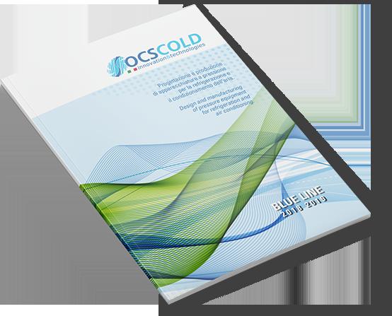 OCS Cold<br>Blue Line Catalogue