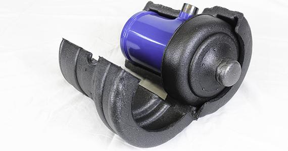 Nuovi gusci termoformati per filtri deidratatori