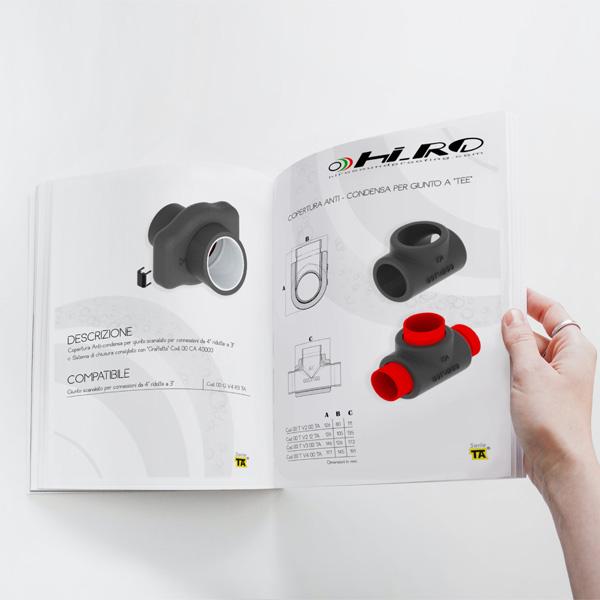 Isolanti anticondensa Hi.Ro, scarica il nuovo catalogo SERIE TA 2020