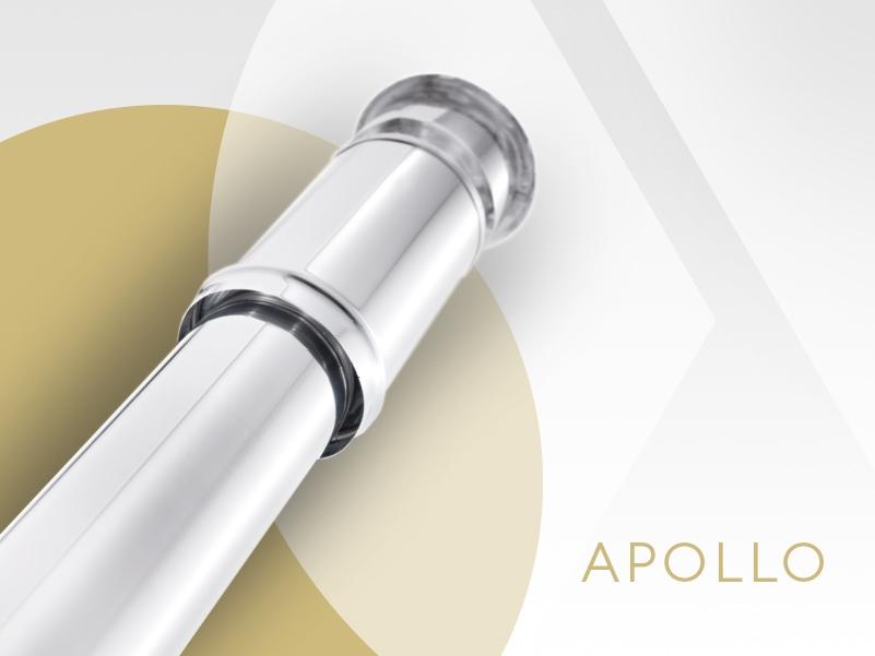 Apollo di Apros, il canale da fumo coassiale per uso interno