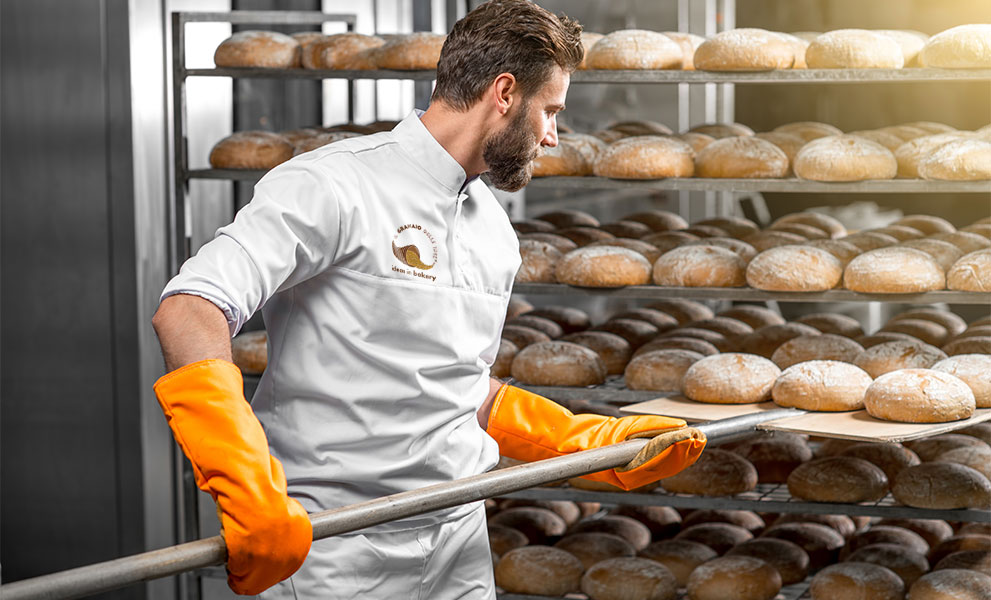 Enzymes for bakery and pastry industry