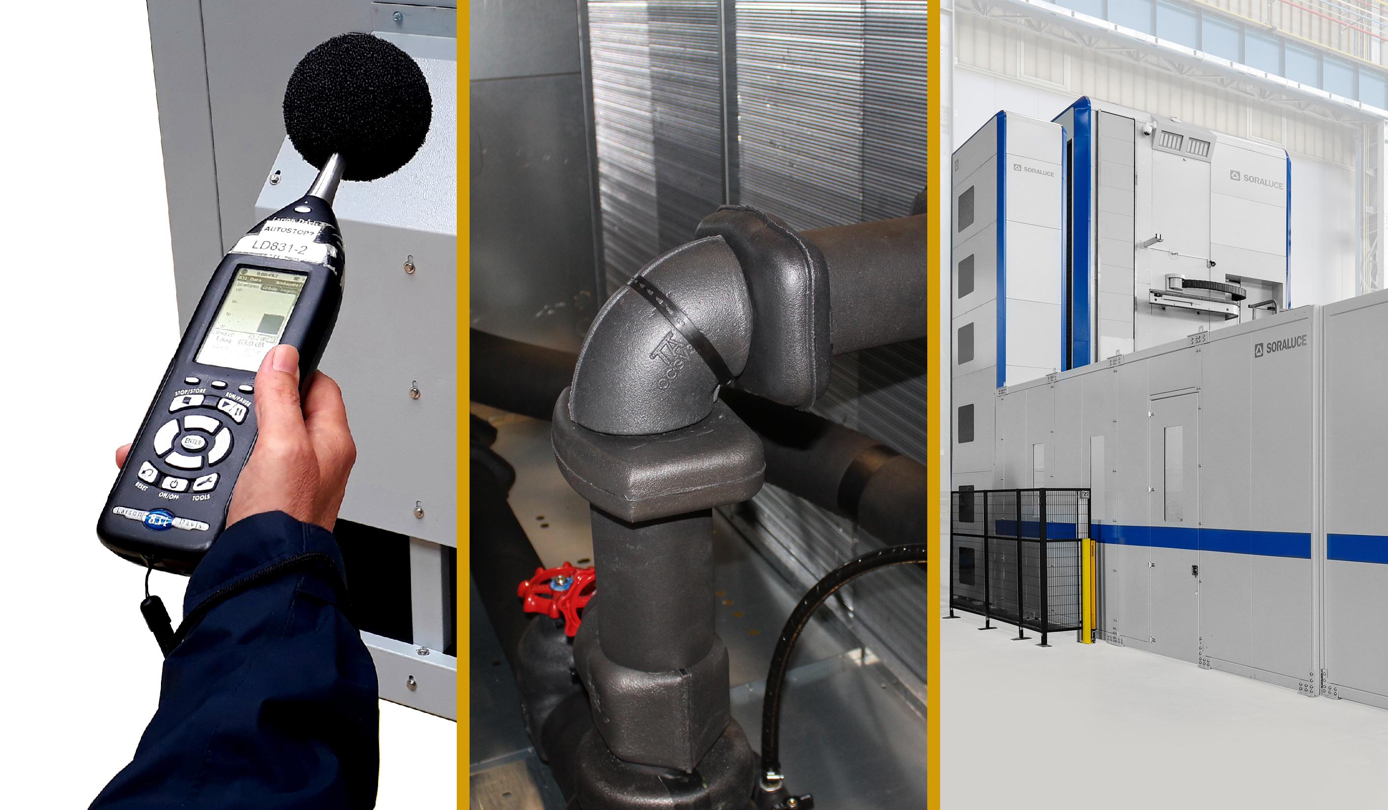 Isolamento industriale e protezione degli impianti con soluzioni innovative personalizzate
