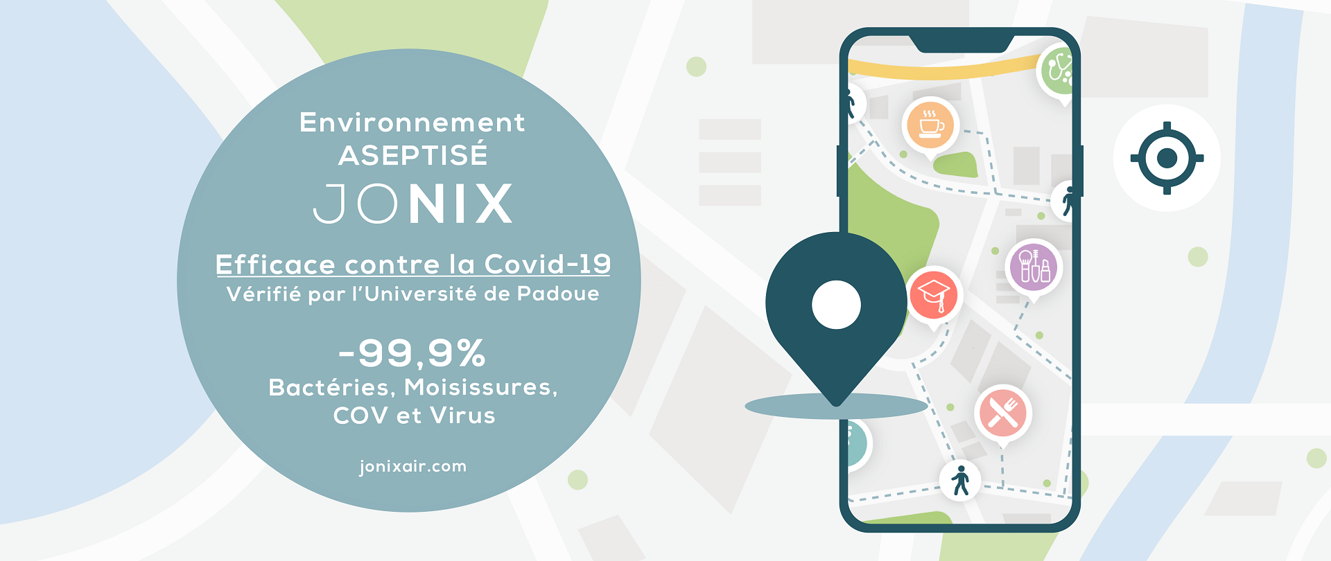 Jonix Maps