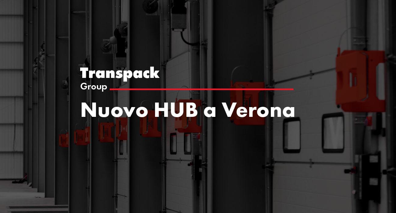 Transpack Group a Verona, il NUOVO HUB LOGISTICO a S. Ambrogio in Valpolicella