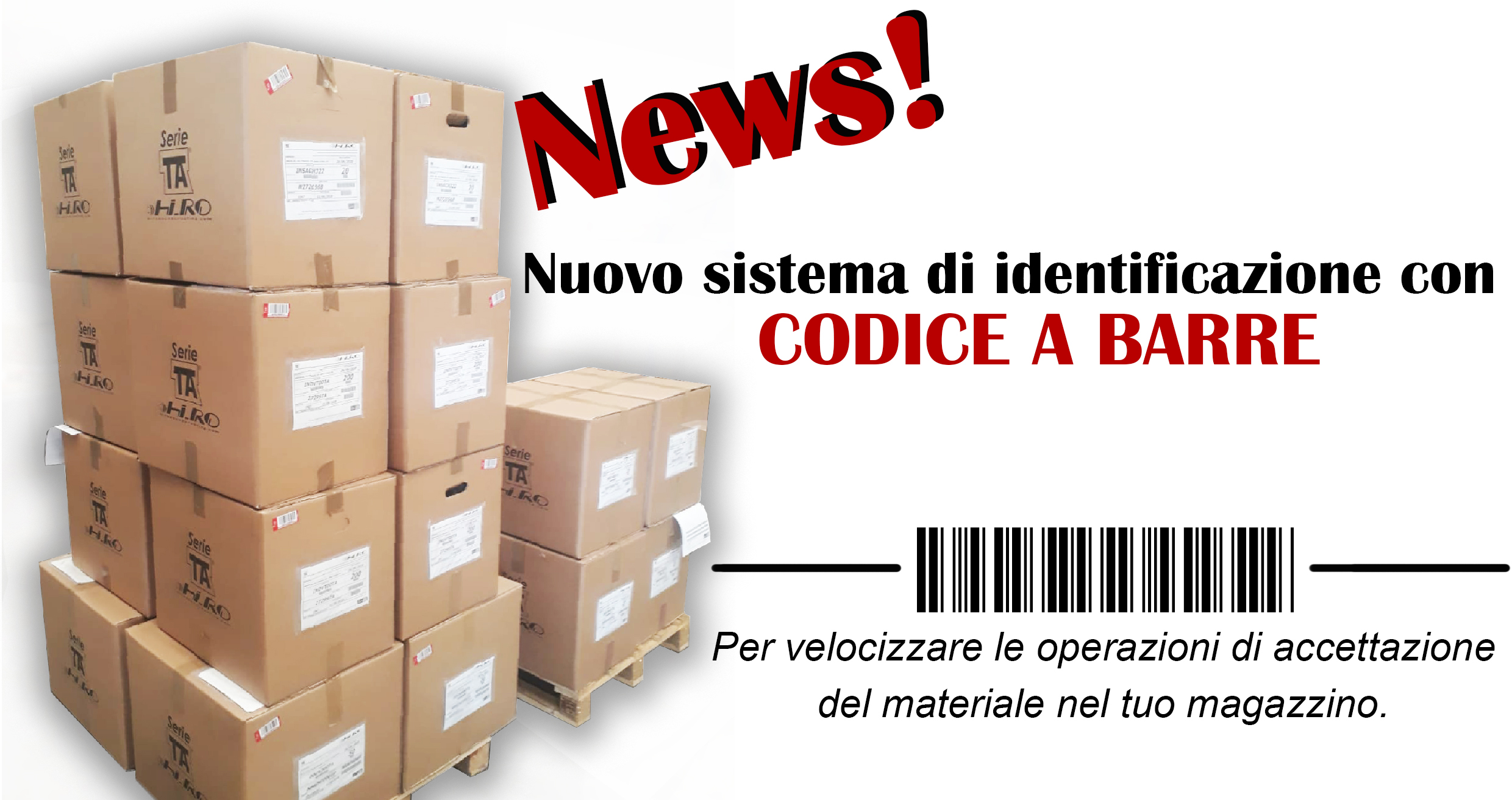 FAST DELIVERY Consegna veloce