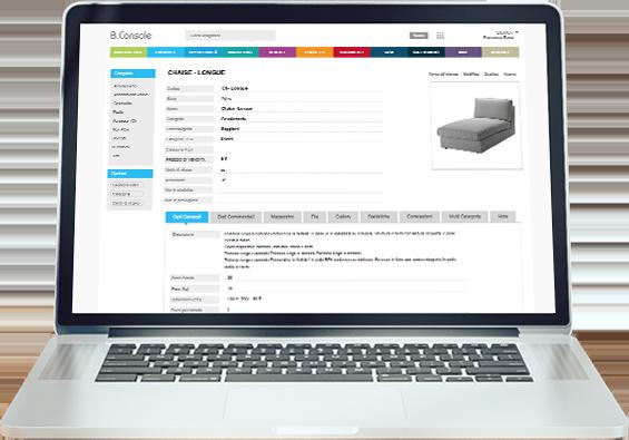 I tuoi prodotti automaticamente sul tuo sito web o sul tuo gestionale
