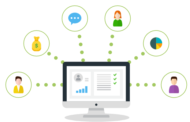 Software gestione clienti - CRM VTENEXT