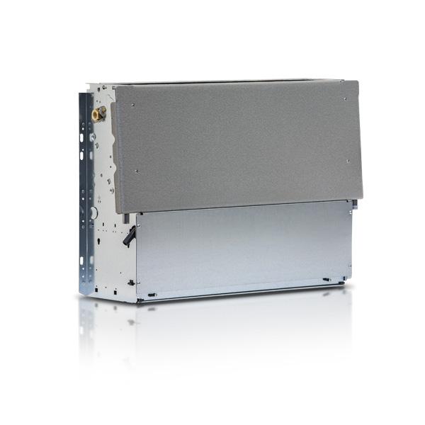 Recess mounted fan coil units ESTRO FC