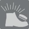 Cura delle scarpe