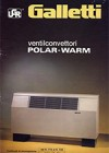 Ventilconvettore Polar-Warm