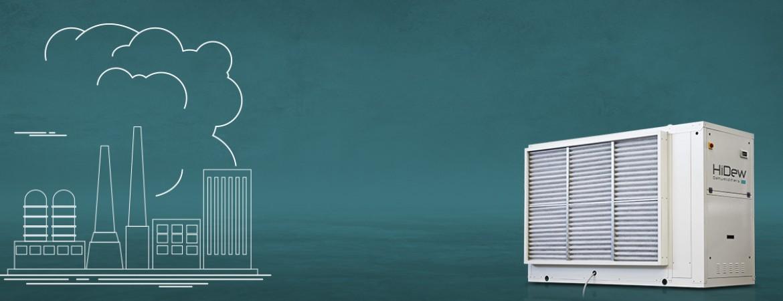 Deumidificazione e Ventilazione per processi industriali Deumidificazione e Ventilazione per processi industriali
