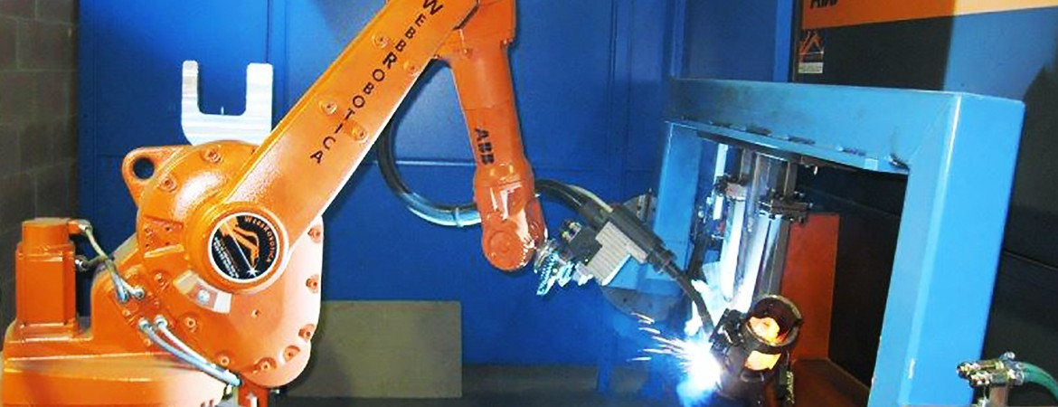 ROBOTIC WELDING a guarantee of precision