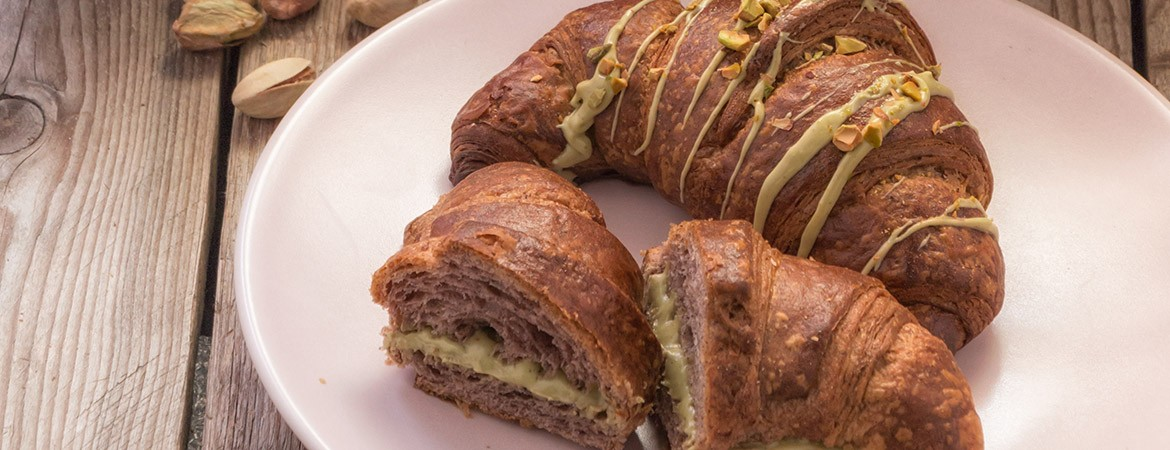 CROISSANTS WITH NUCLEO® RISO VENERE