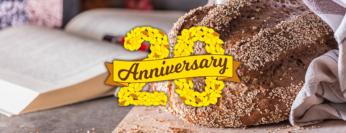 20 YEARS OF IDEAS IN BAKERY