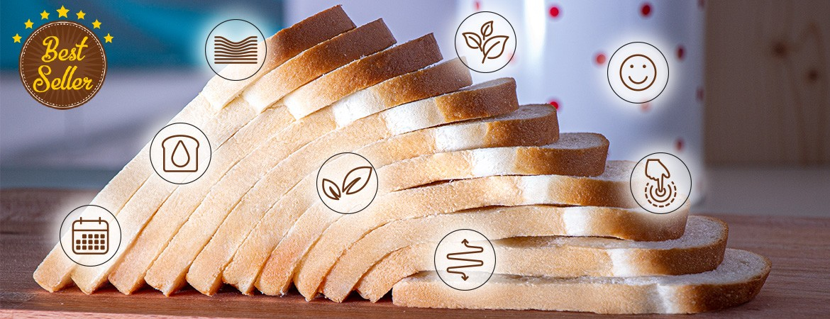 VIVO PLUS: THE NATURAL SOLUTION FOR PACKAGED BREAD
