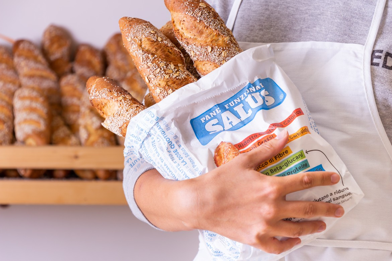 Salus Classic functional bread
