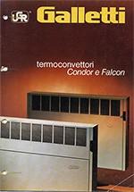 Termoconvettore Falcon
