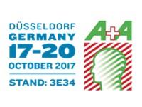 A+A 2017_ Dusseldorf_17-20 oktober_ STAND 3E34