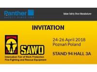 SAWO - Poznan Poland- 24-26 Aprile 2018