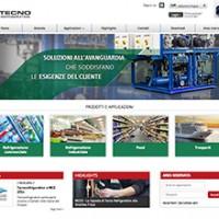 Tecno Refrigeration presenta il nuovo sito web