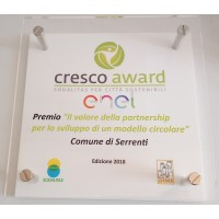 """Energia sostenibile: il Comune di Serrenti si è aggiudicato il premio """"Cresco Awards"""""""
