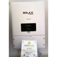 Micro Smart Grid e Casa dell'energia nel Comune di Serrenti