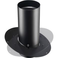 Raccordo telescopico a soffitto orientabile 0°-30°