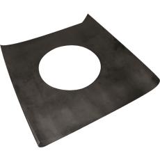 Piastra in EPDM con base adesiva