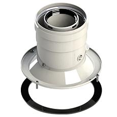 Partenza verticale compatibile con SD - HE