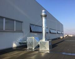 Zanetti FZ SRL - Installazioni Febbraio 2017