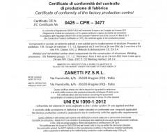 UNI EN 1090-1:2012