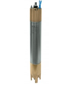 "6"" rewindable water filled bronze-aluminium submersible motors"